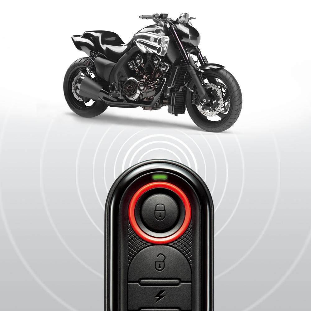 Start Motorcycle Alarm Yj23 China Remote Engine Starter Motorcycle
