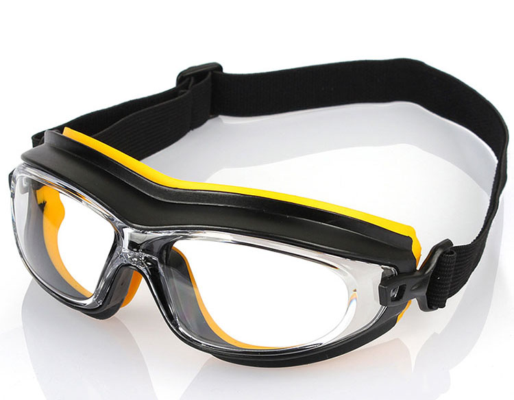 9cd0da551677ad ... Safety Goggles Dust Wind Sandproof Shock Resistant Protective Goggles  Anti Chemical Acid Spray Paint Splash Working ...