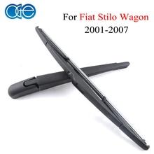 "Oge 14"" Rear Wiper Blade And Arm For Fiat Stilo Wagon 2001 2002 2003 2004 2005 2006 2007 Windscreen Car Auto Accessories"