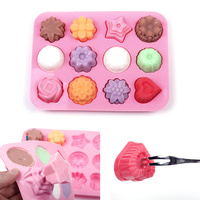 1pc Multi use Soap Silicone Mold Cake Decoration Tool Creative DIY Gadget Cake Baking Mold Silicone Soap Mold Kitchen Supplies|Soap Molds|Home & Garden -