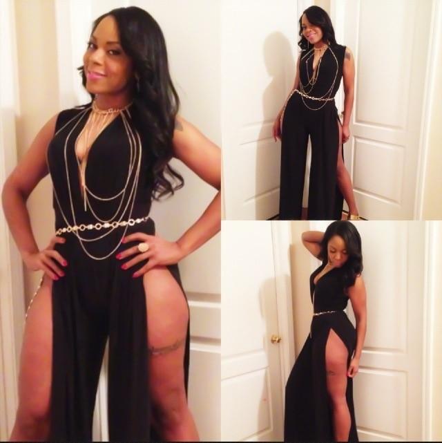 Aliexpress.com : Buy 2015 Celebrity Maxi Dress Punk Summer ...