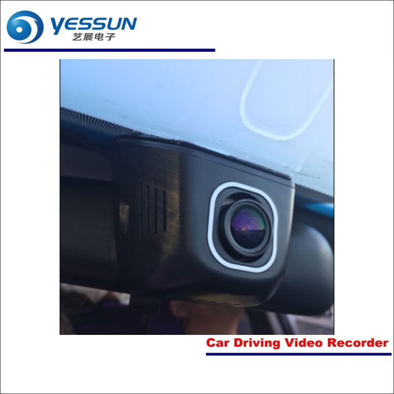 Car Electronics Fast Deliver Yessun For Volkswagen Tiguan Car Driving Video Recorder Dvr Mini Control App Wifi Camera Registrator Dash Cam Original Style