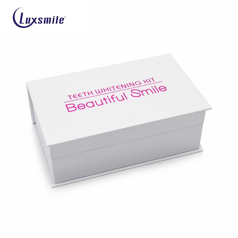 5 pcs/lot Luxsmile Kit de blanchiment Tanden peroxyde placages dentaires blanchisseur blanchiment enlever les taches beau sourire livraison directe