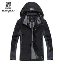 spring Autumn kurtki Large size L-5XL 6XL 7XL 8XL jaqueta masculino Windproof jackets ropa Mens Hooded Casual jacket coat