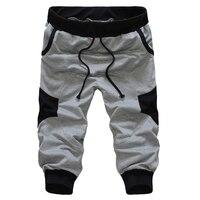 2015 Fashion Casual Loose Mens Sports Shorts Sweatpants Jogger Trousers 3 Colors M L XL XXL