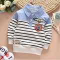 (1piece /lot) 100% cotton 2016 NEW  baby whale Cartoon  jacket