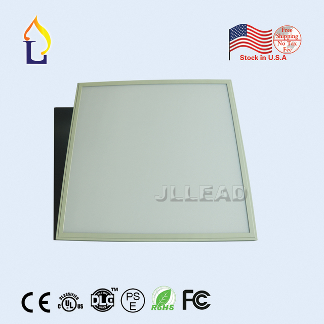 JLLEAD US stock 2 Pack dimmable 40W led panel light 23.622