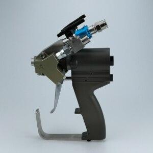 Image 4 - P2 gun, A5 spray gun ABRA500 with 00 Mix Chamber for low flow output spray polyurethane foam applications