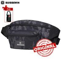 Suissewin Travel Belt Money Bag Small Hip Bag Women Brand Fanny Waist Pack Men Money Belts