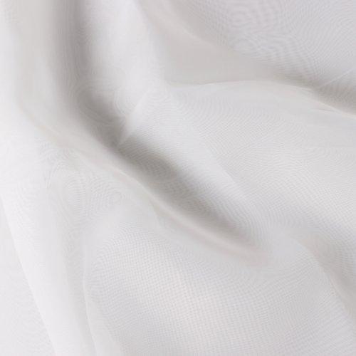 Curtain white house for window furnishings gm 140 x 260 cm