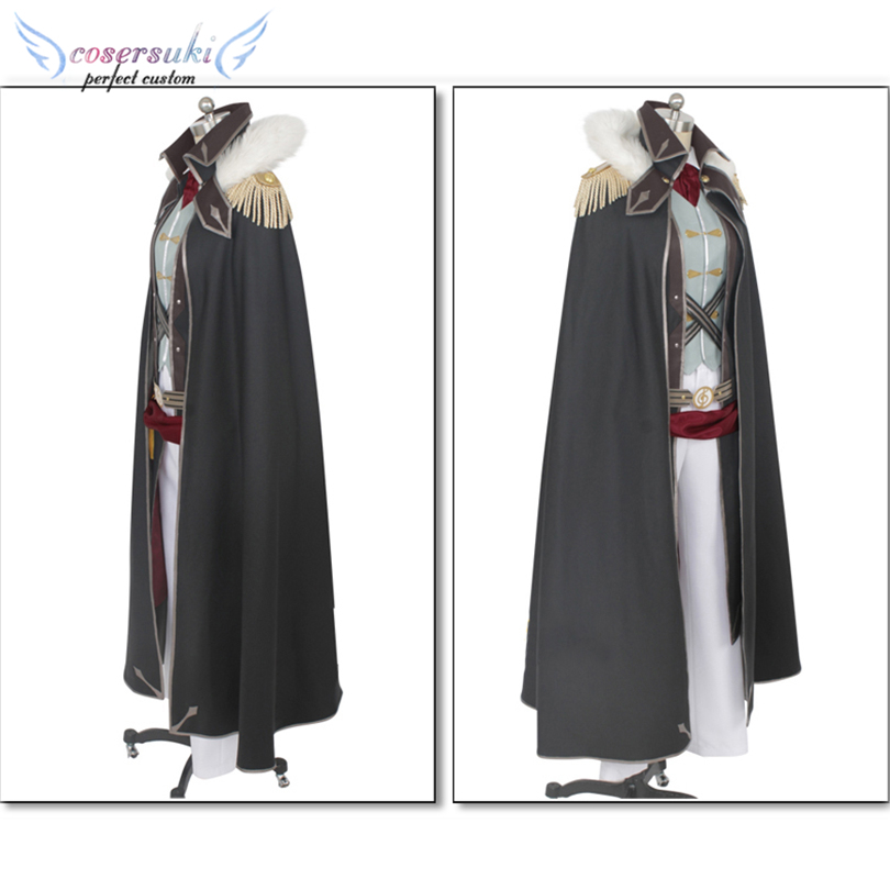 IDOLiSH TRIGGER DAYBREAK INTERLUDE Yaotome Gaku Cosplay Costumes Stage Performence Clothes , Perfect Custom for You !-in Anime Costumes from Novelty & Special Use    3