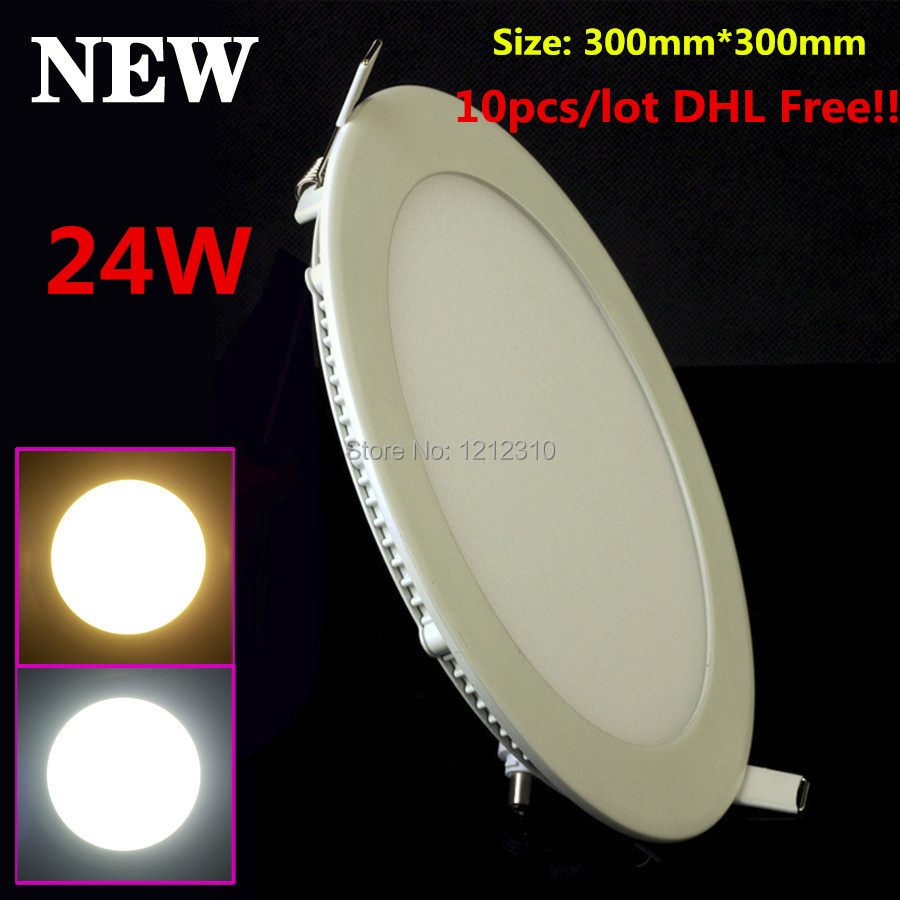 buy ultra thin design 24w 300mm 300mm led downlight round led panel pannel. Black Bedroom Furniture Sets. Home Design Ideas