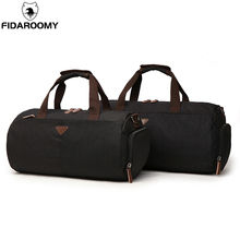 Men Travel Bags Large Capacity Hand Luggage Canvas Travel Duffle Bags Carry On Weekend Bags Multifunctional Travelling Bags vintage canvas travel zipper bag men hand luggage 2018 new canvas weekend travel men multifunctional travel large capacity bags