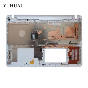Image 3 - Russian keyboard FOR SONY VAIO SVF152 FIT15 SVF15 SVF153 SVF15E White/black RU Laptop C Shell palmrest cover