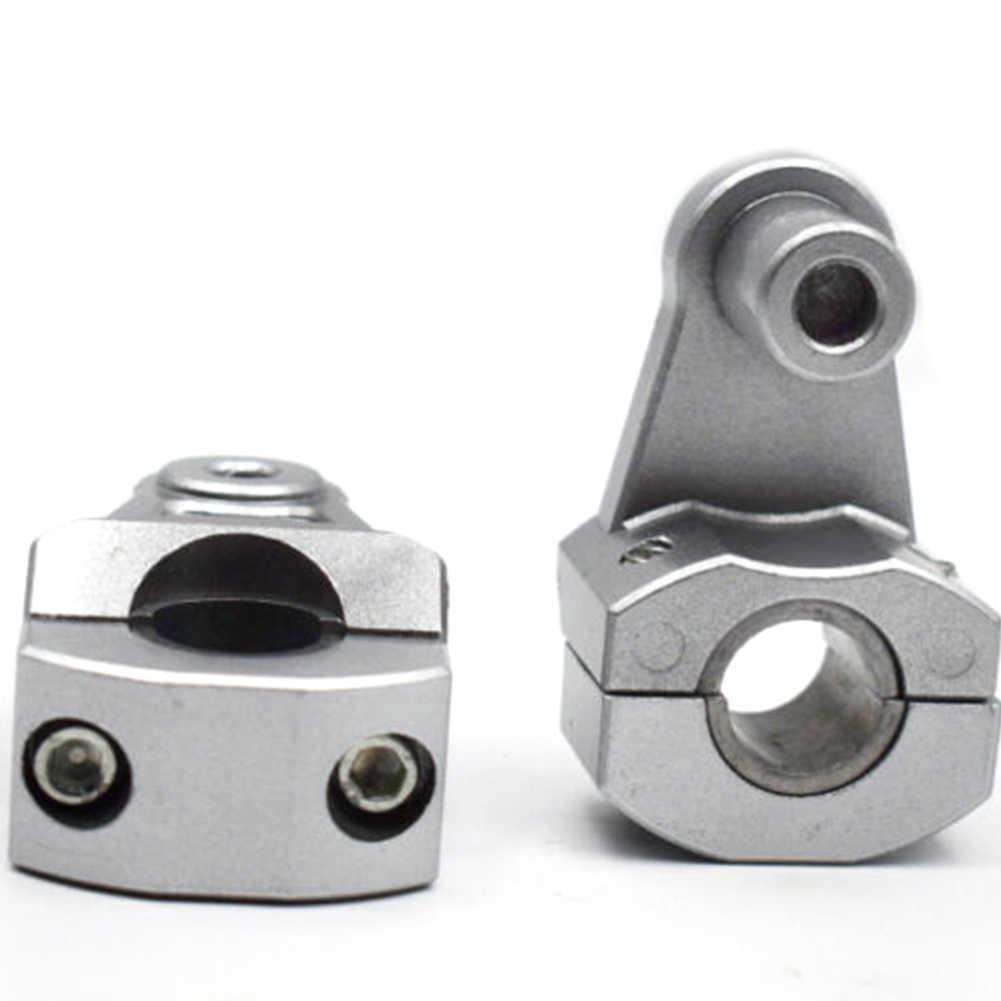 1 пара мотоцикла крепление Riser модификации Универсальный Профессиональный зажим практичный 22/28 мм Замена прямой покрой