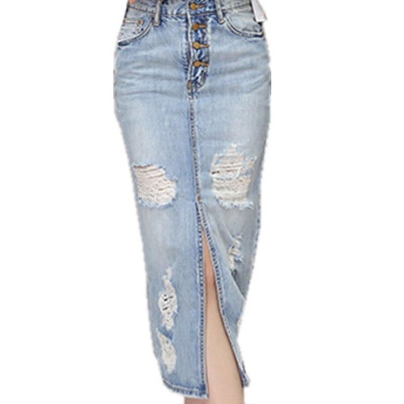 юбка джинсовая заказать на aliexpress