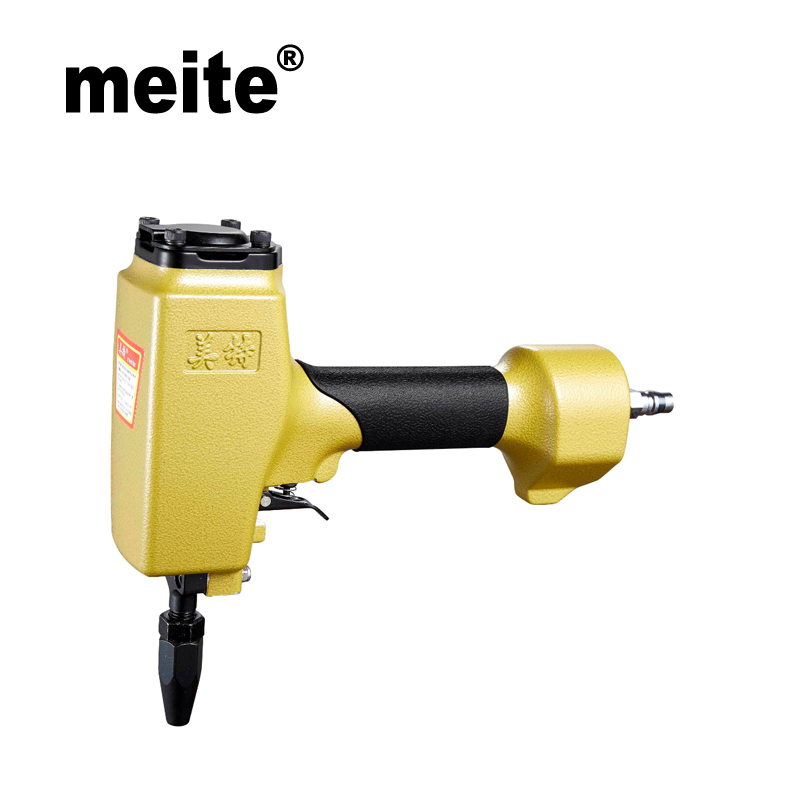 цена на Meite MTDK50 pneumatic punch nailer professional for punching color plates with hole diameter 3mm-5mm and thickness 0.5mm-2mm
