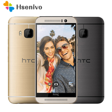 "M9 Entsperrt HTC ONE M9 handy Quad-core 5,0 ""TouchScreen Android GPS WIFI 3 GB RAM 32 GB ROM handys Kostenloser versand"