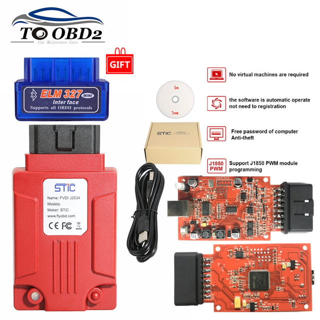 US $169 0 |Best Price 2018 Original FVDI J2534 Online Module Key  Programming Tool Car Diagnostic Tool for Mazda-in Code Readers & Scan Tools  from