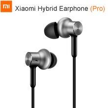100% Original Xiaomi Piston Hybrid Pro Earphone Music Mi Headsets In-Ear With Mic For iPhone Xiaomi Mi Redmi Samsung MP3 Player