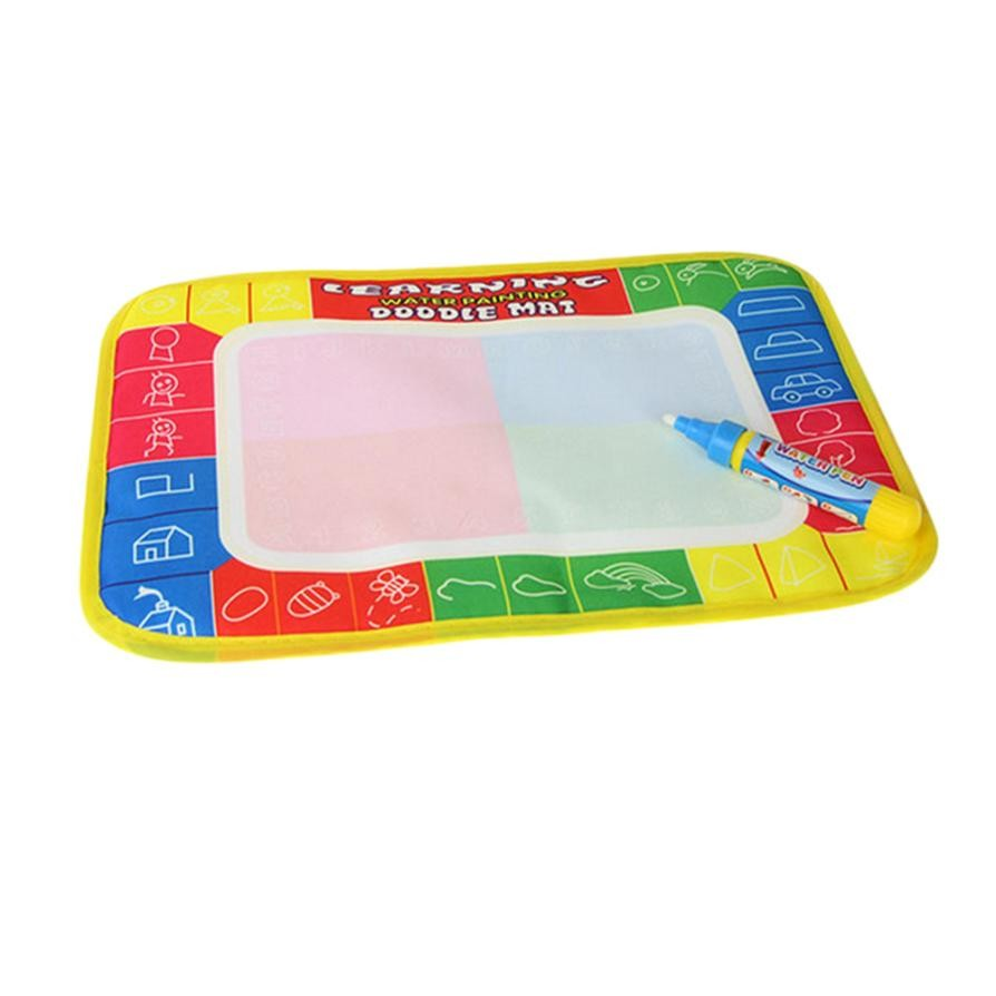 29X19cm-Mini-Water-Drawing-Mat-Toys-for-Children-Aquadoodle-Mat1-Magic-PenWater-Drawing-BoardBaby-Play-Mat-4