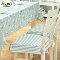 Everfly Non Slip Seat Cushion For Chair Set Europe Style Removable And Washable Cushion Bottom Seats