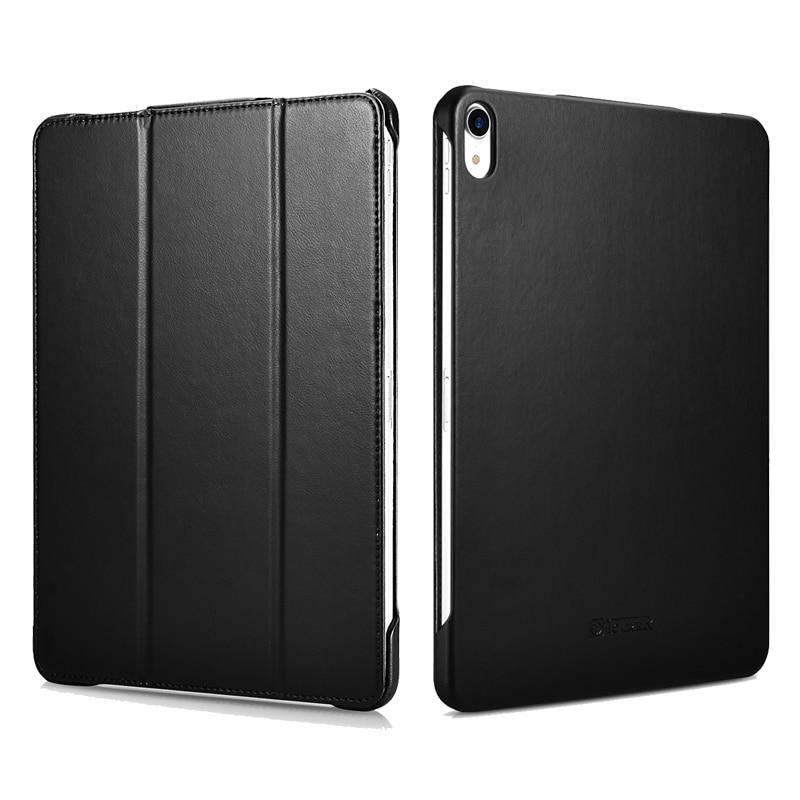 Originele ICARER PU Leather Case Voor Apple iPad Pro 11 2018 Case Fashion Flip Magneet Stand Cover Voor iPad Pro 11 inch 2018 Fundas-in Hoezen voor tablets en e-books van Computer & Kantoor op AliExpress - 11.11_Dubbel 11Vrijgezellendag 1