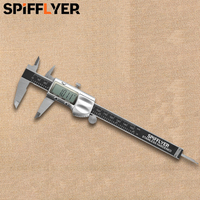 6 150mm Stainless Steel Digital Calipers Electronic Vernier Calipers Gauge For Measuring Instruments And DIY Tools