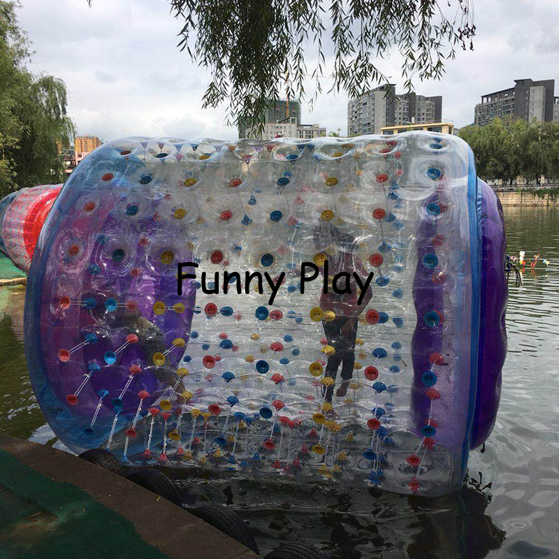 Water Roller Inflatable Rollers Human Zorb ball Waters Ball Waters Walk Water Rolling Ball skates roller