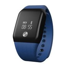 A88 + часы крови кислородом браслет bluetooth сна монитор сердечного ритма шагомер SMS напоминание для IOS Android смарт-браслет