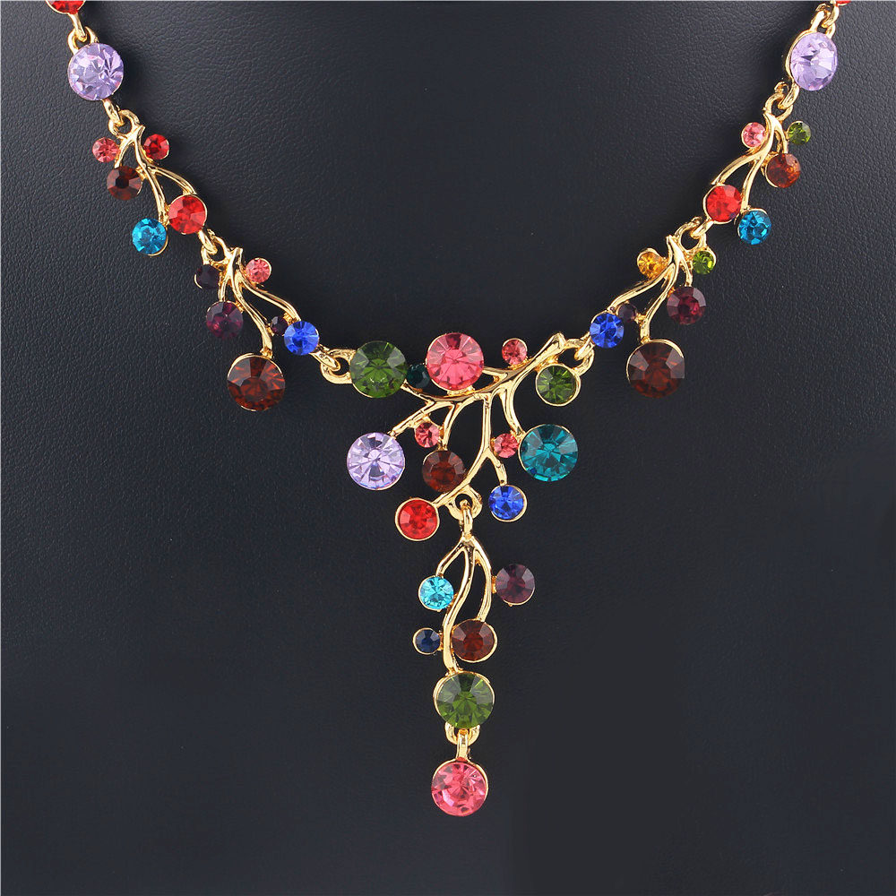 aliexpress buy new bohemia gold color necklaces