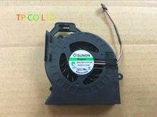 Genuine new frete grátis para hp pavilion dv6 dv6-6000 dv6-6050 dv6-6090 dv6-6100 dv7 dv7-6000 650797-001 cpu cooling fan