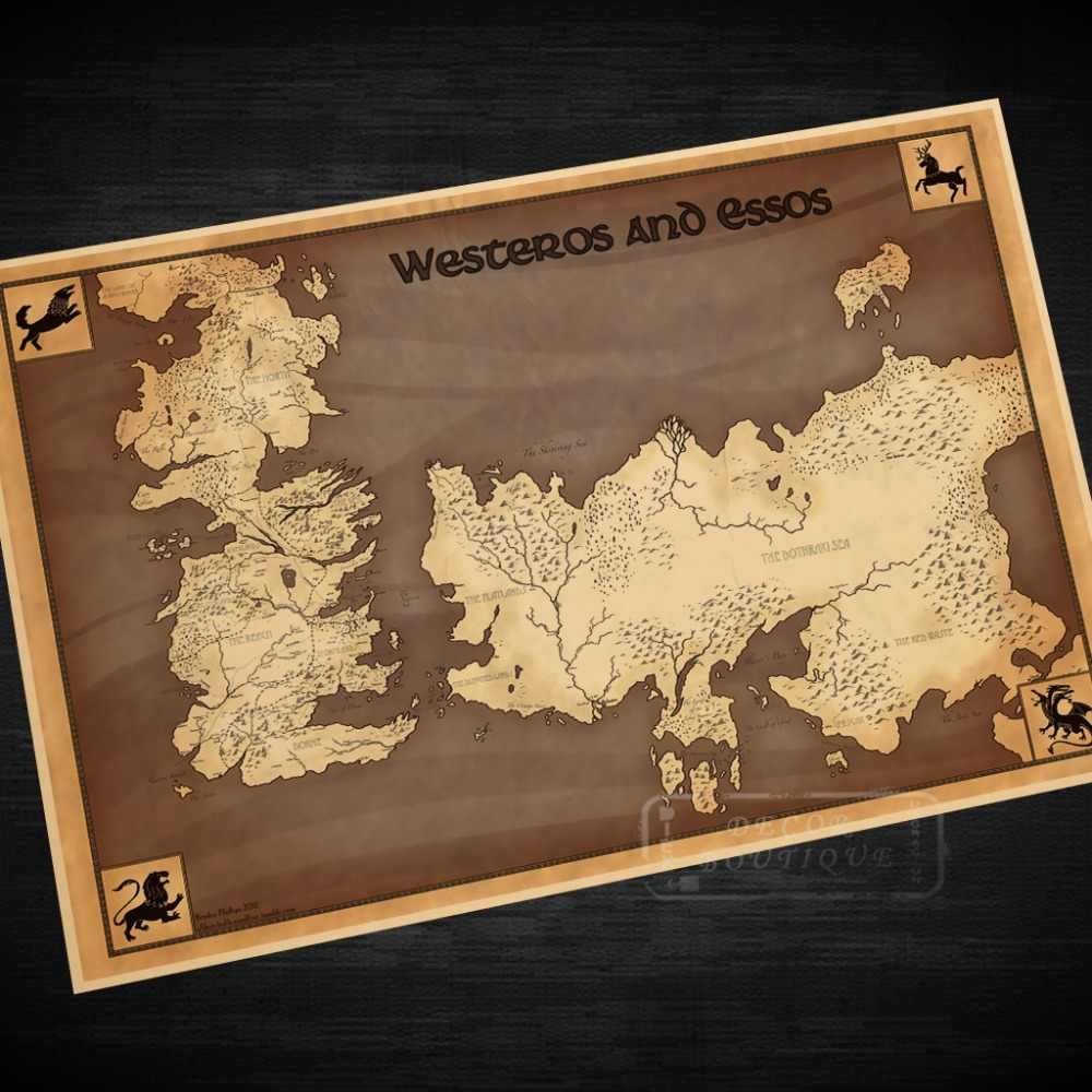 graphic about Free Printable Map of Westeros named Issue Responses Concerns in excess of Map of Westeros and Essos