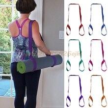 Nouveau Tapis De Yoga Sling Transporteur Épaule Sangle Ceinture Stretch  Exercice Réglable(China) c8e913336dc