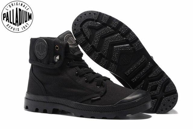Palladium Occasionnels Noir Chaussures Casual Pour Les Hommes dvKhmzUnBv