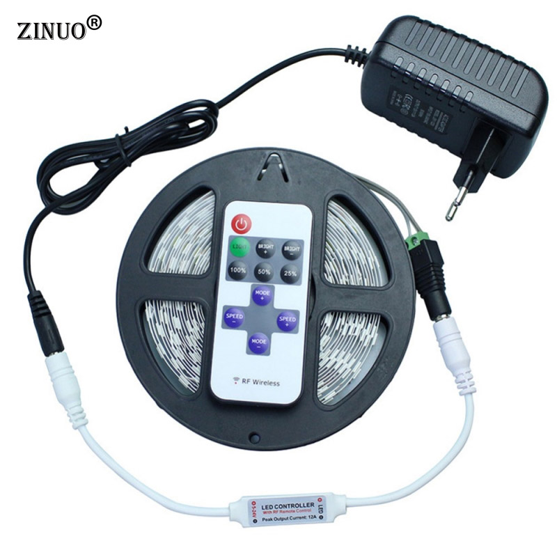 زينو dc12v 5630 5730 5 متر 300led مرنة قطاع - إضاءة LED