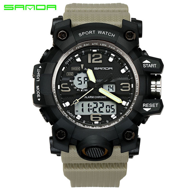 Military Sports Watch