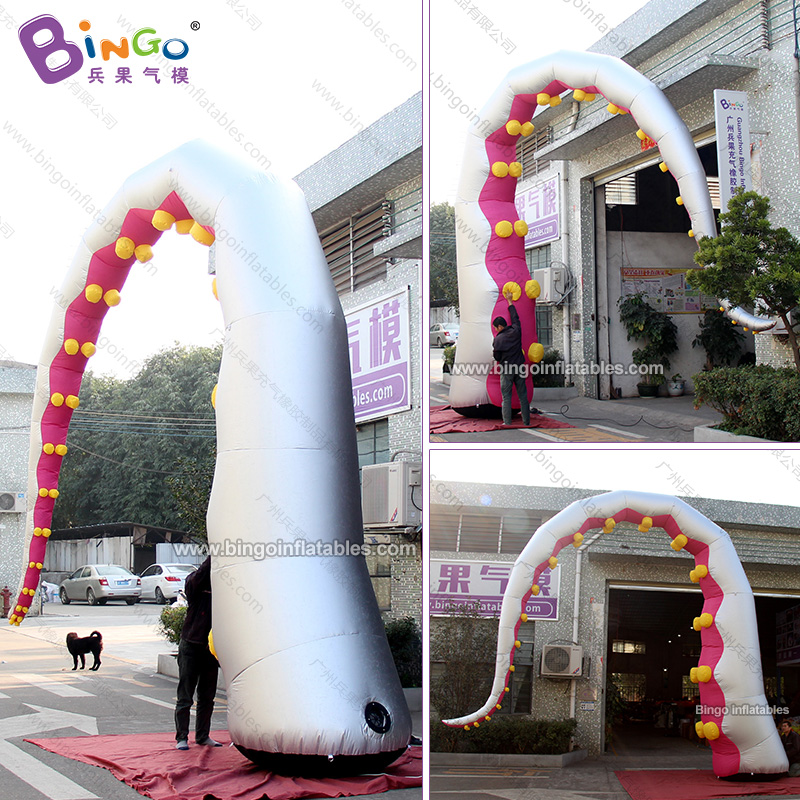 Metallic color 3m/4m/5m giant Inflatable Octopus tentacles for decoration, 10ft/13ft/16ft Inflatable Octopus tentacles -toysMetallic color 3m/4m/5m giant Inflatable Octopus tentacles for decoration, 10ft/13ft/16ft Inflatable Octopus tentacles -toys