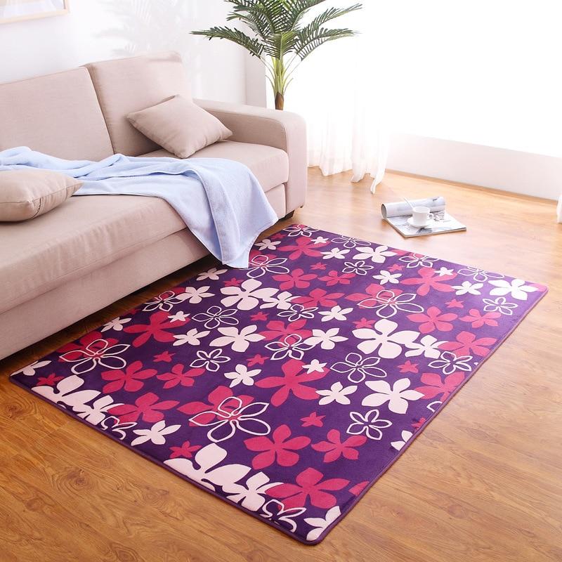 Cotton Carpet Living Room Dining Bedroom Area Rugs Anti: Aliexpress.com : Buy Zeegle Cotton Carpets For Living Room