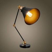 Wall Lamp Loft Wall Light Fixtures Vintage Sconces Lights For Indoor Lighting Iron Angle Adjustable Applique bedroom lamp