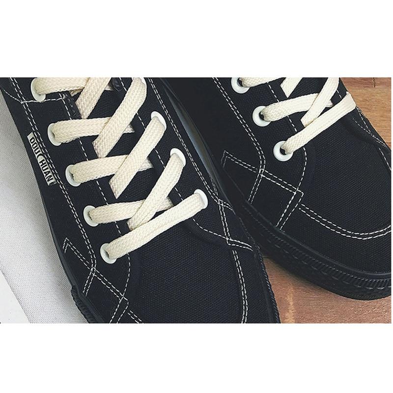 2018 Fashion Casual Shoes meestele Tennis Cavas kingad Flat - Meeste jalatsid - Foto 6