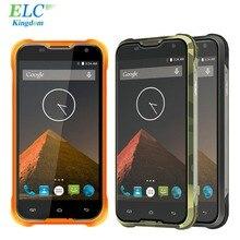Original Blackvie BV5000 4G LTE Teléfono Móvil A Prueba de agua Android 5.1 MTK6735 Quad Core 2 GB RAM 16 GB ROM 5 pulgadas 1280×720 HD 13MP