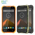 Original Blackview BV5000 4G LTE Waterproof Mobile Phone Android 5.1 MTK6735 Quad Core 2GB RAM 16GB ROM 5 inch 1280x720 HD 13MP