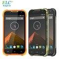 Original blackview bv5000 4g lte telefone celular à prova d' água android 5.1 mtk6735 Quad Core 2 GB RAM 16 GB ROM 5 polegada 1280x720 13MP HD