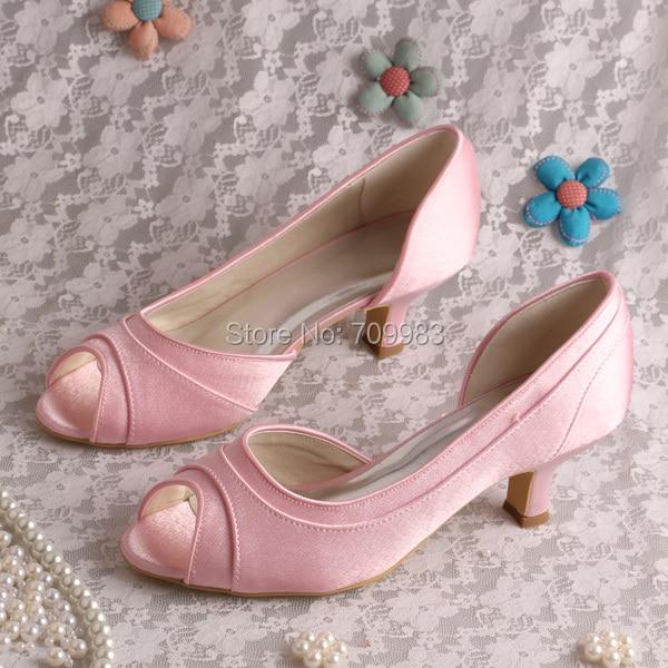 2015 New Multi-Color Close Toe Women Bridal Shoes Ribbon Tie Mid Heel  Wedding ShoesUSD 45.00 pair. MQW-702D (11). MQW-702D (14). MQW-702D (16).  MQW-702D (2) b8b0f23f6f03