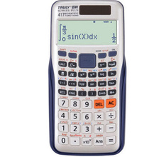 991ES Plus Scientific font b Calculator b font Dual Power With 417 Function Calculadora Cientifica As