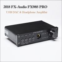 FX Audio FX98S PRO Desktop Dac Audio Subwoofer Amplifier USB DAC PCM2704 MAX9722 Amplifiers Hifi Power Amplifier