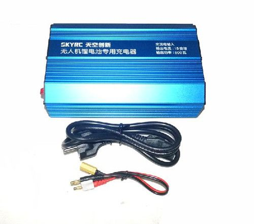 все цены на SkyRC 15A 500W 6S 8S Quadcopter RC Racing Drone LiPo Battery Charger SK-100105