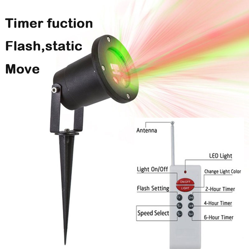 все цены на Christmas Lights Outdoor Star Laser Projector Showers Light Fairy Patterns Motion with RF Remote Waterproof New Year Decorations