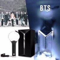 Kpop BTS Light Stick Ver.3 ARMY BOMB Bangtan Boys Concert Glow Lamp Lightstick V Fans Gift Luminous Toys 2018 New Light up Lamp